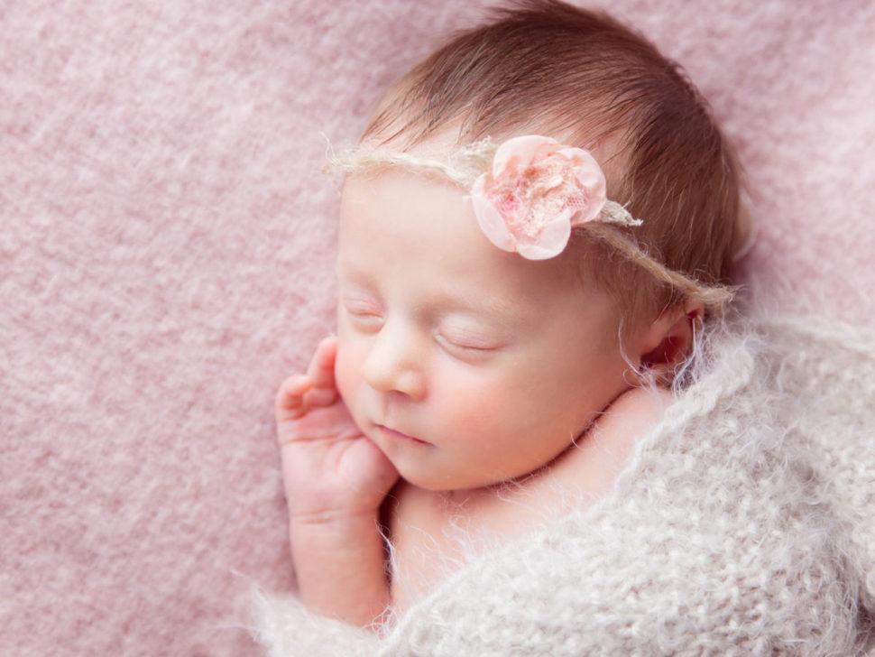 fotenie bábätka